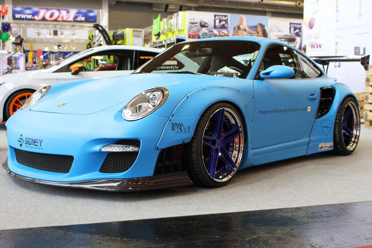 Liberty Walk Porsche