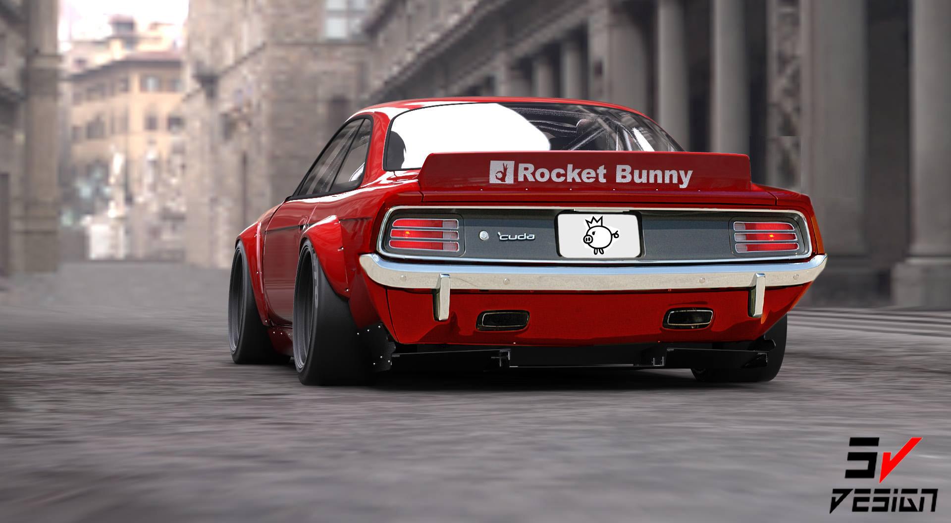 Rocket Bunny S14 Ebay my Idea S14 Rocket Bunny Cuda