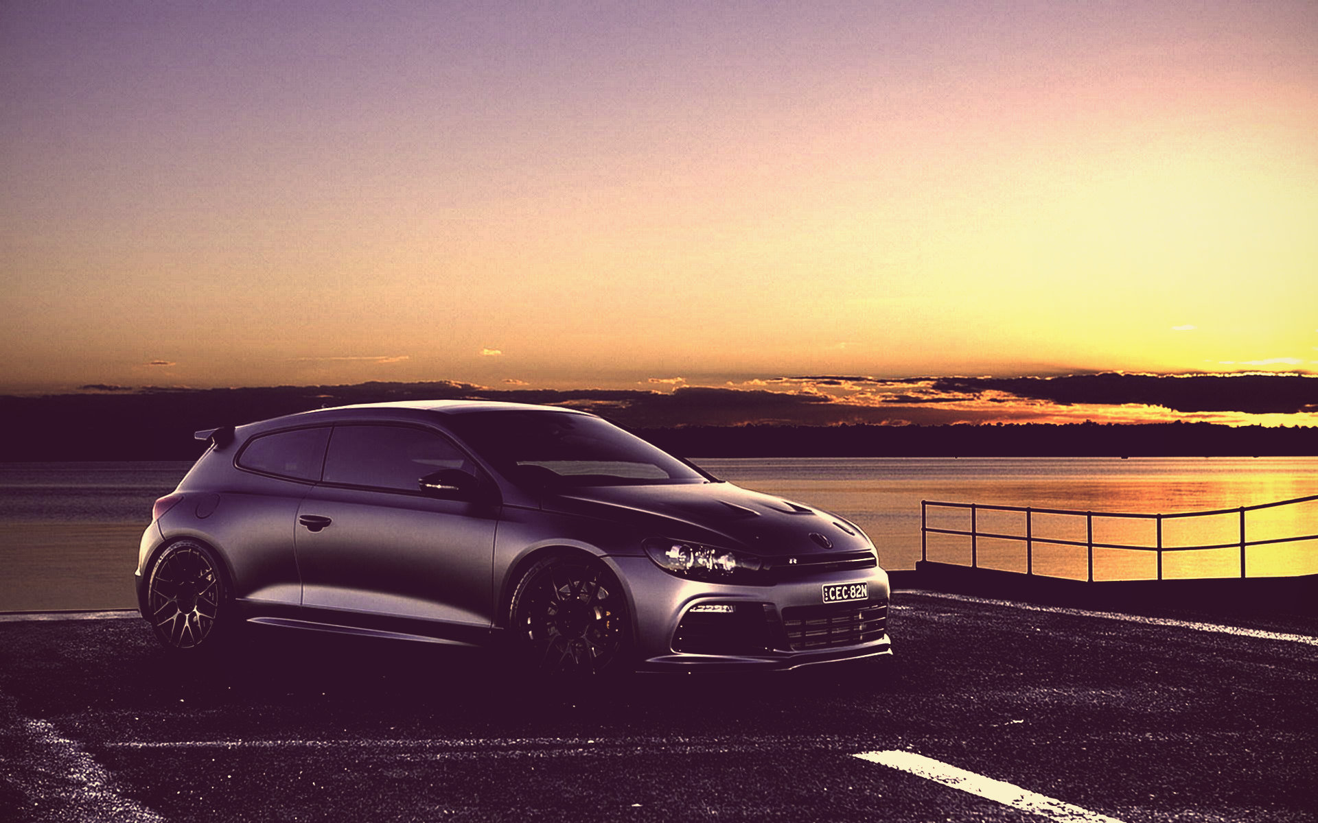 Vw Scirocco Wallpaper
