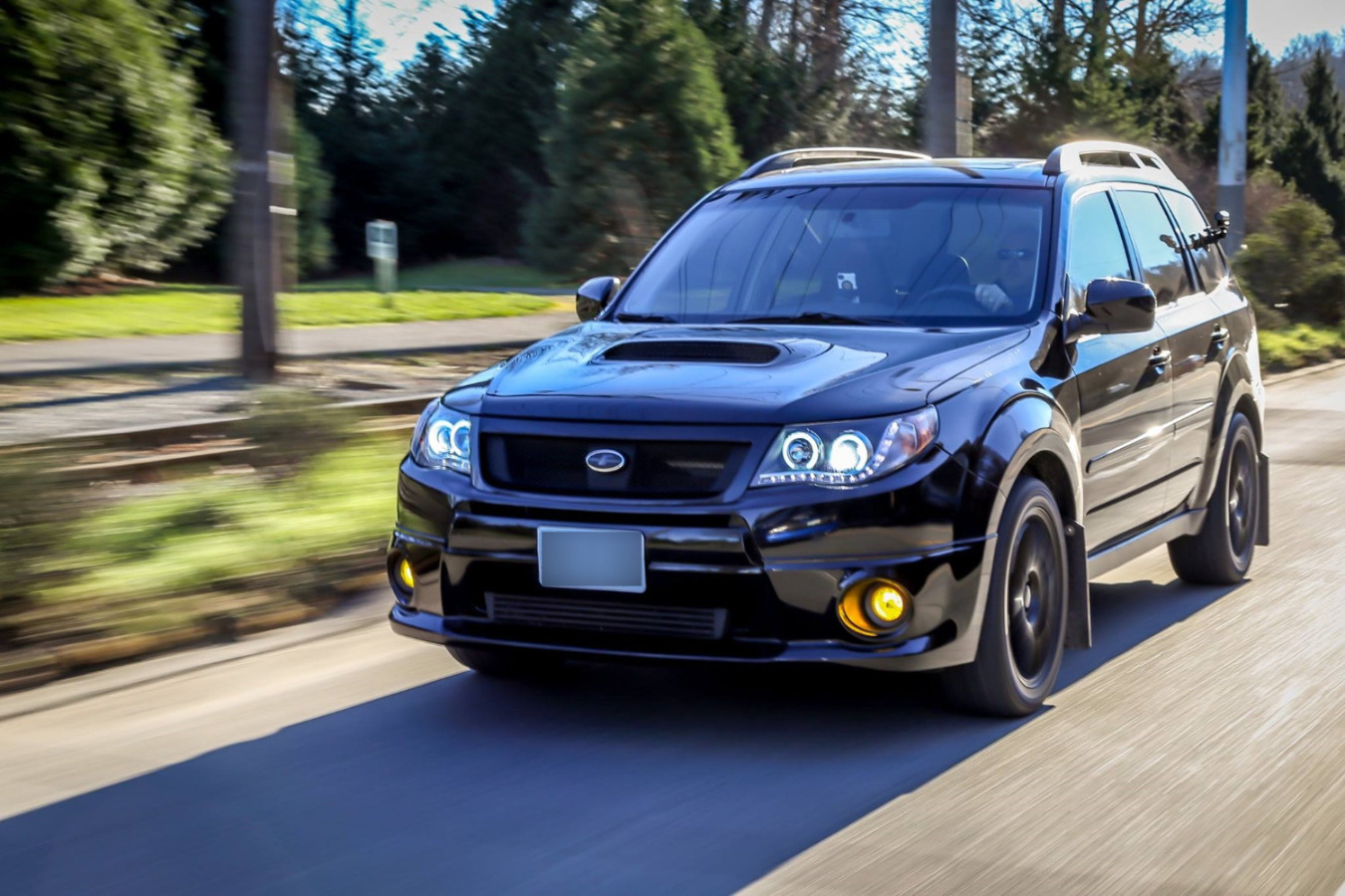 480 hp turbo subaru forester so much want. Black Bedroom Furniture Sets. Home Design Ideas