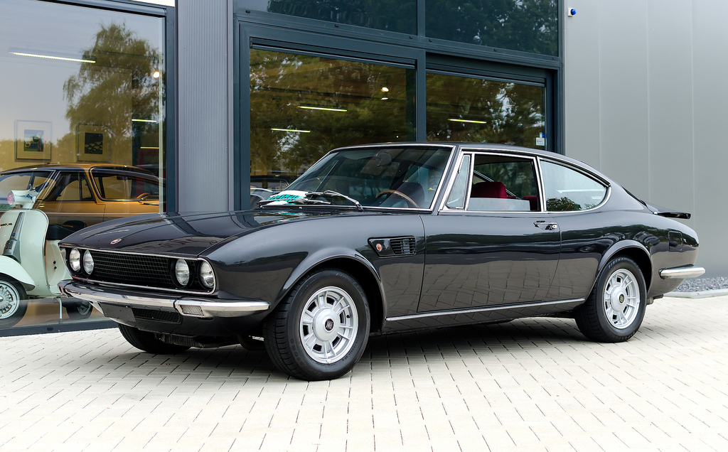 A Rare And Beautiful Fiat Dino Coup 232 2 4 V6 It Has A