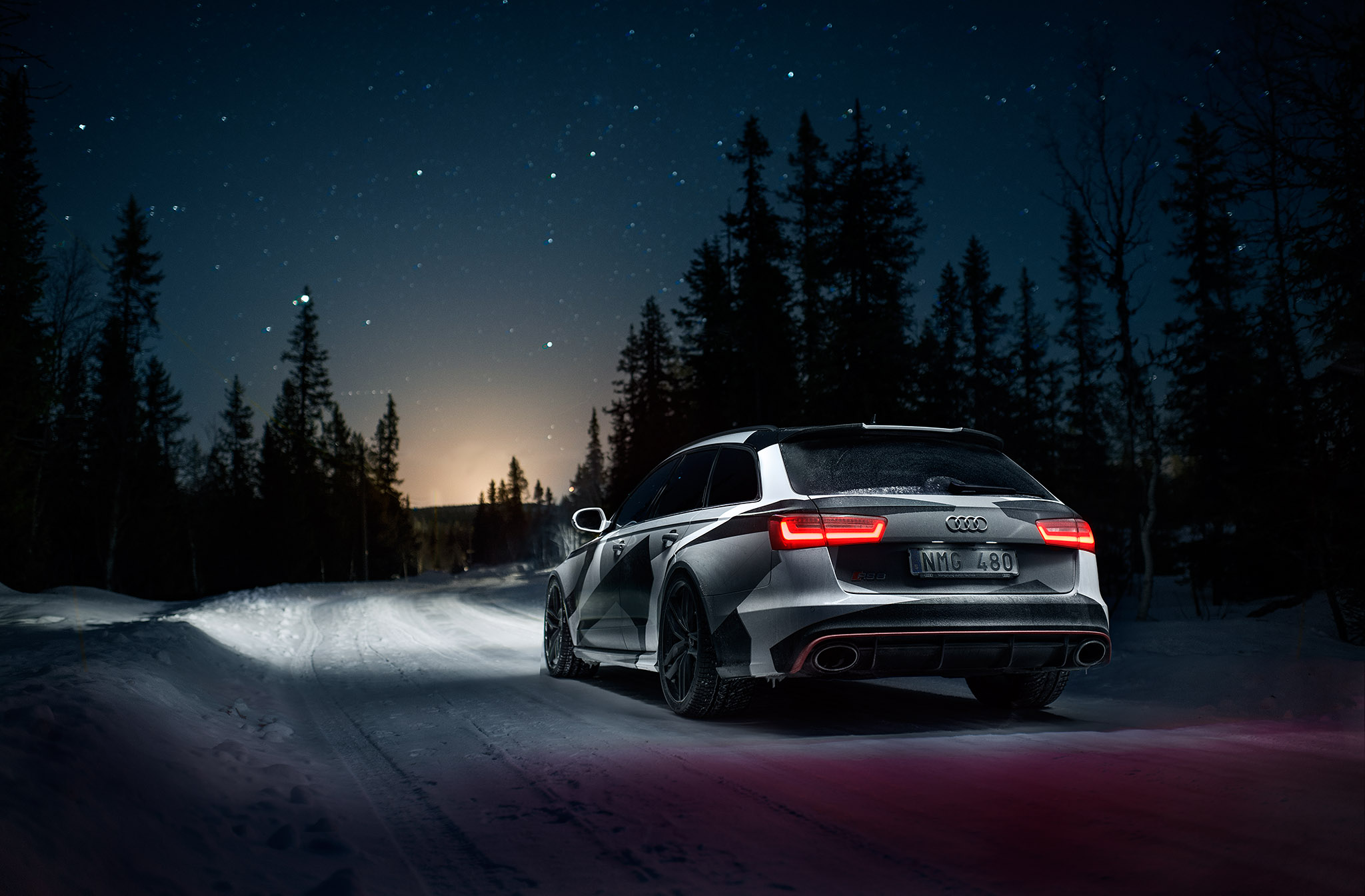 audi rs6 wallpaper  jon olsson
