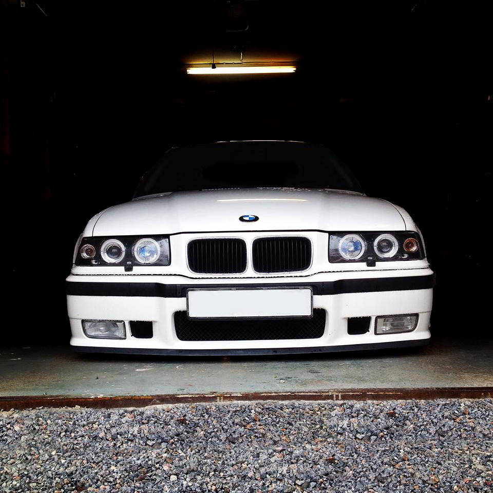 my bmw e36 325i m coup on coilovers what do you think about it. Black Bedroom Furniture Sets. Home Design Ideas
