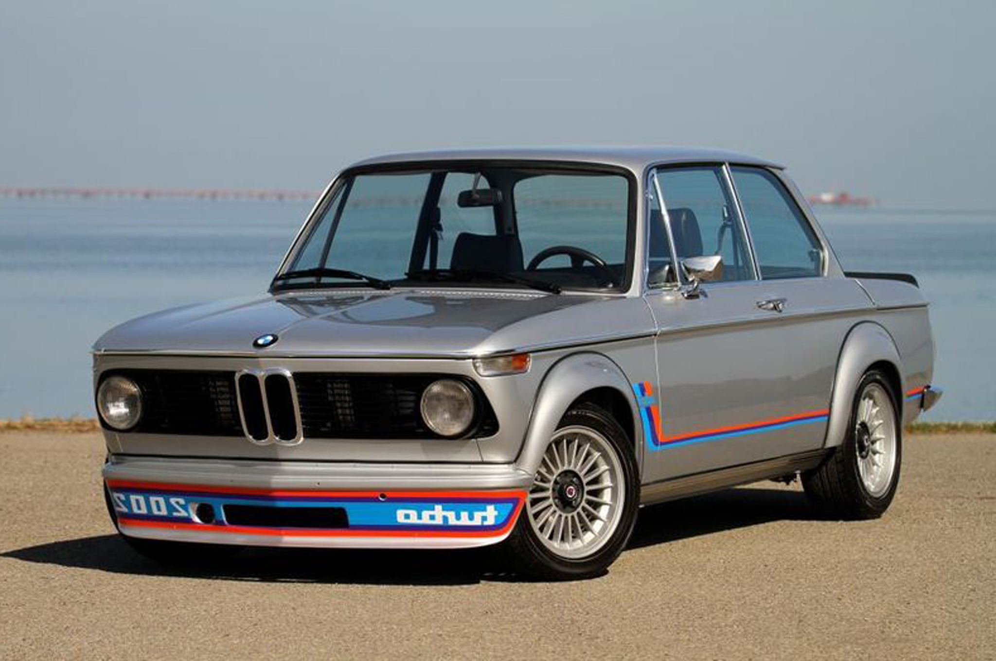 Bmw 2002 Turbo D
