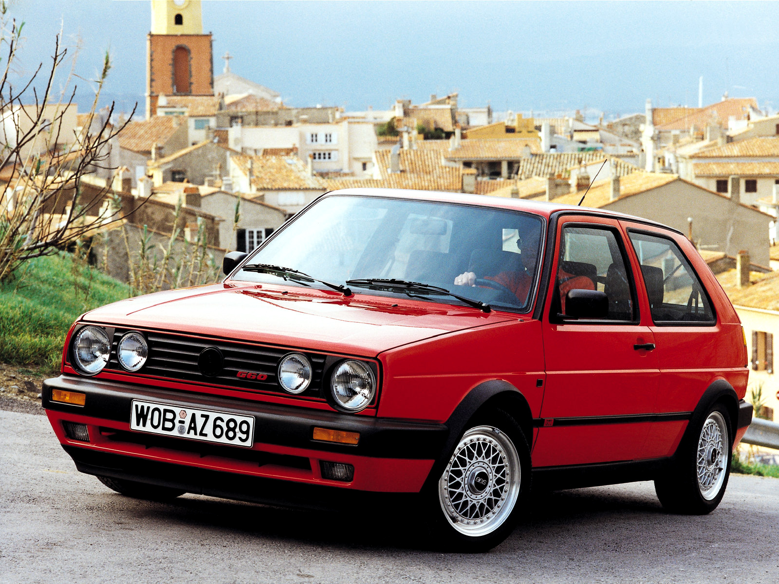 Should I Get A Vw Golf Mkii Or Even The Gti One As My