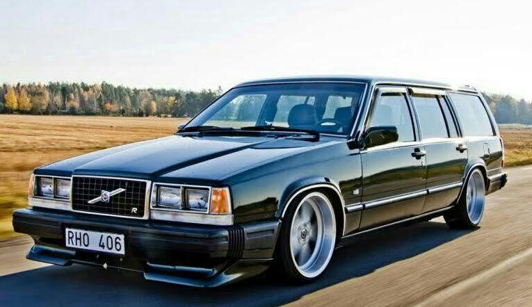 volvo 740 wagon   euro