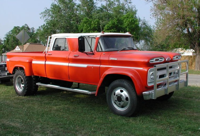 Chevrolet Viking Crew Cab C 60 When Real Trucks Were Made