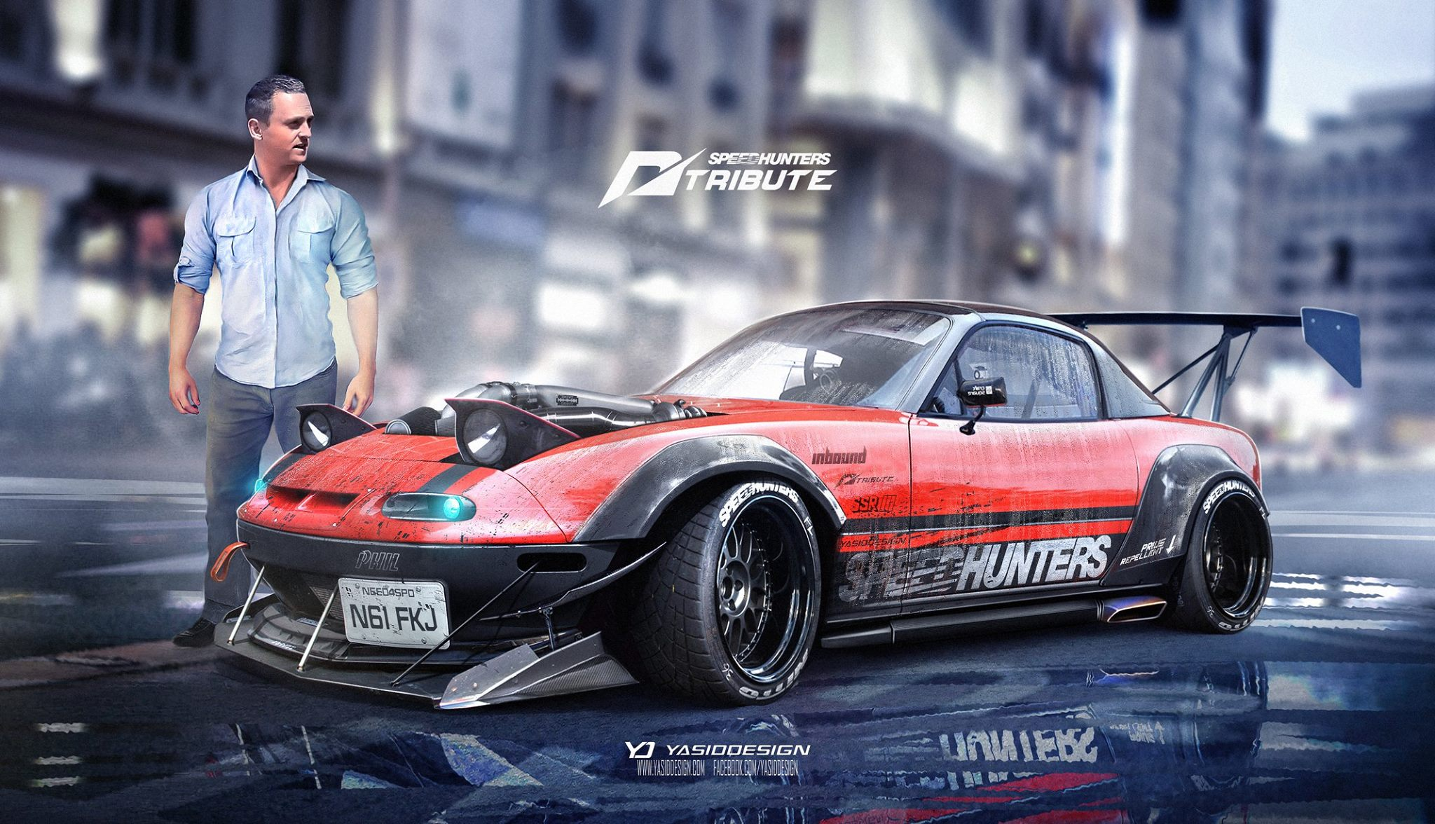 New Mitsubishi 3000gt >> Speedhunters MX5 - Need for Speed Tribute #superphil We ...
