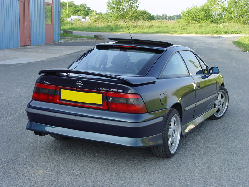 Opel Calibra 2 0i Turbo 4x4 This Car Seems To Be Really