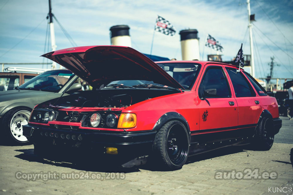 mad looking ford sierra turbo with 200ish hp always had a. Black Bedroom Furniture Sets. Home Design Ideas
