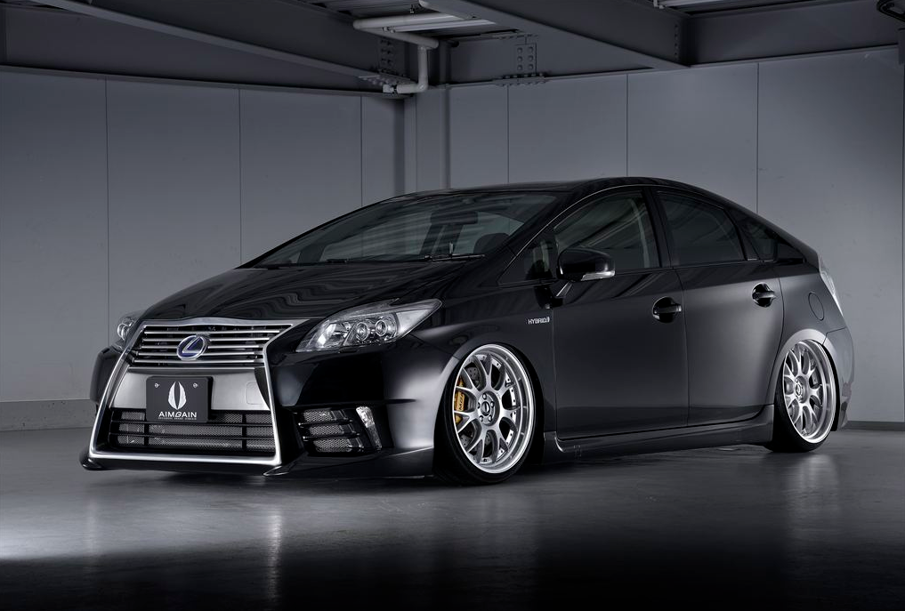 Toyota Prius Aimgain Tuning