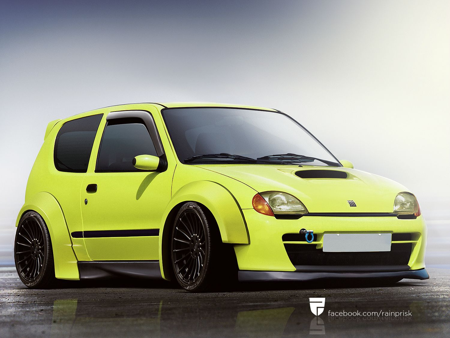 Widebody Seicento