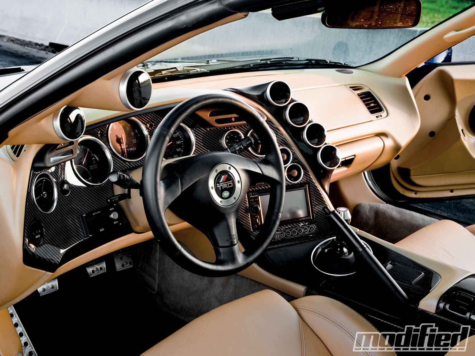 Nicest Interior Of Toyota Supra