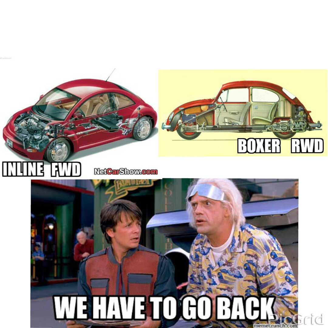 So I Made This Quot We Have To Be Back Quot Related Vw Meme