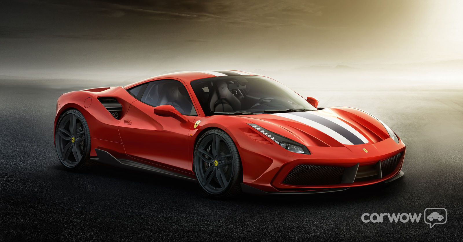 The New Ferrari 488 Gtb Speciale Is Just Se At Its Best