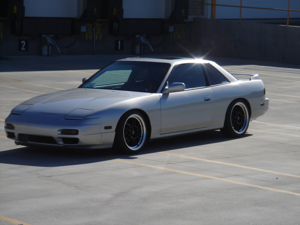 240sx Coupe S13 Pignose The Best Of Both Worlds