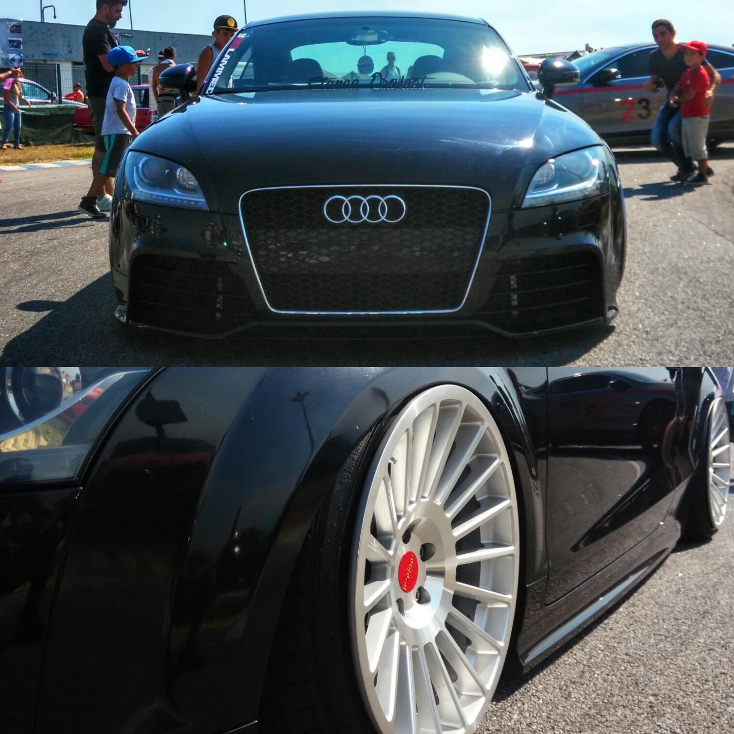 Audi A4 Ultrasport For Sale: Audi TT + Rotiform = So Fresh