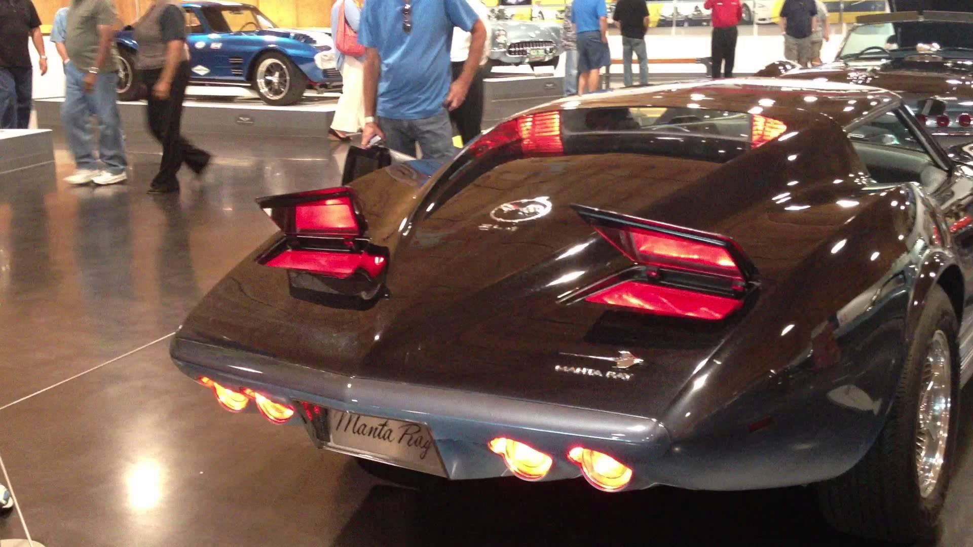 Manta Ray Car 1969 Chevy Corvette Manta Ray