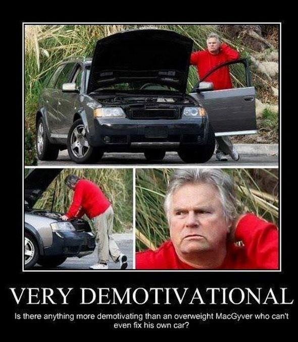 Macgyver Car Repair