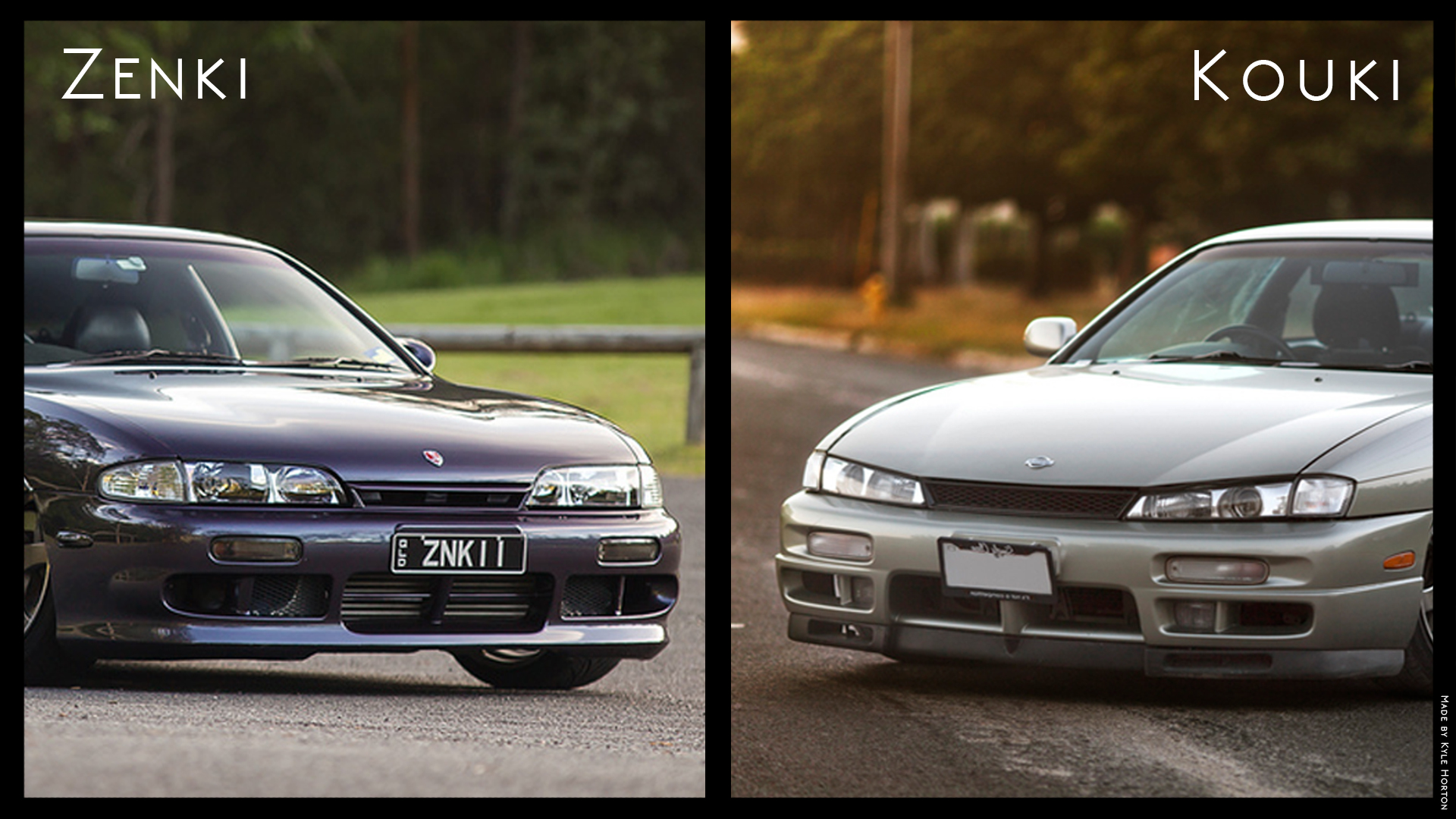 whichcarwednesday   week 1   zenki vs kouki