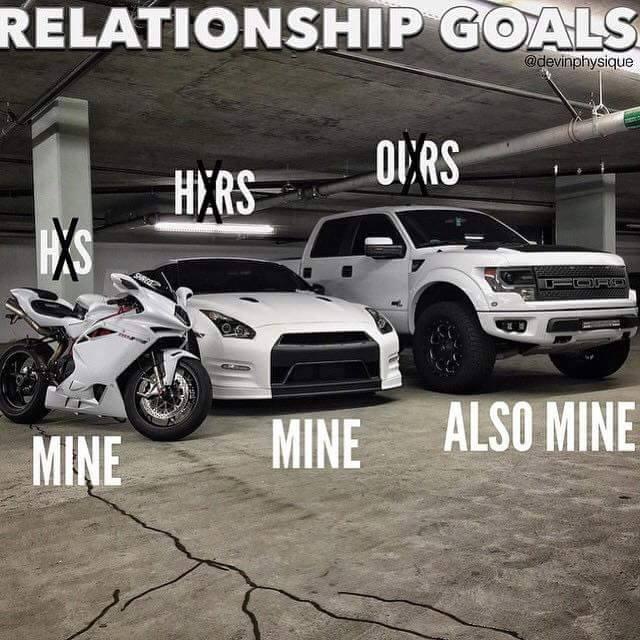 Relationship Goal Fail