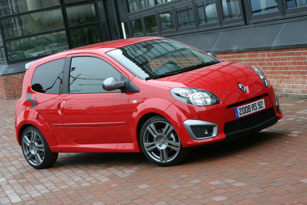 Renault Twingo Rs Understimated Car 1 6 Aspirated 133 Hp