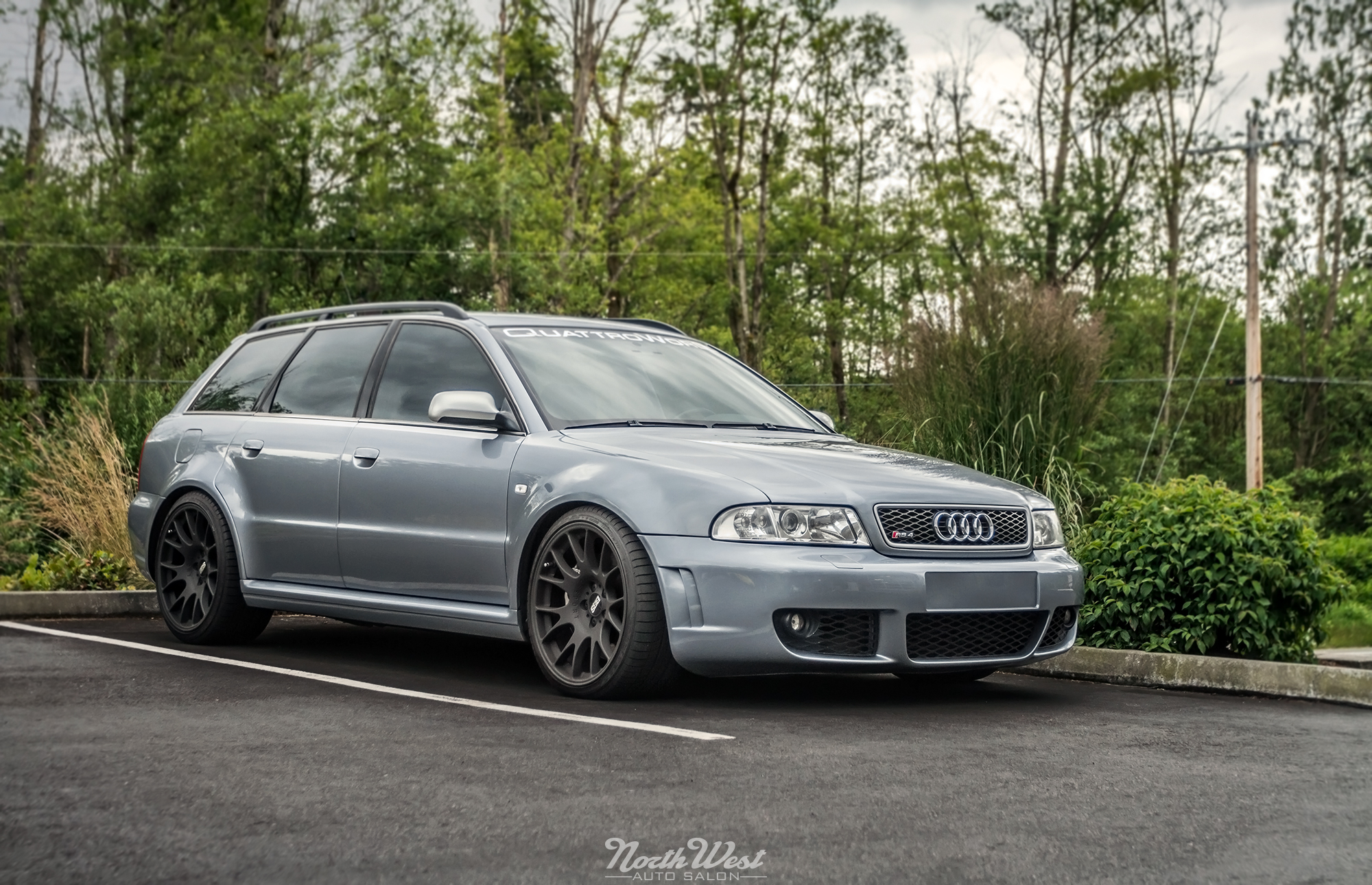 I Love The Audi Rs4 Avant B6 At The Moment