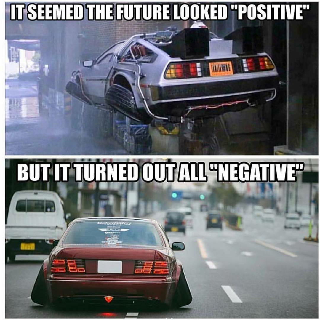 Late Back To The Future Puns