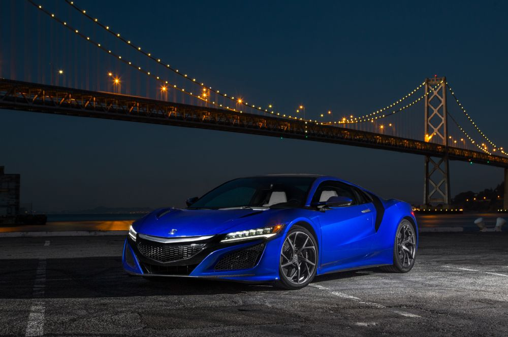 Can The 2017 Acura Nsx Be Considered An American Car