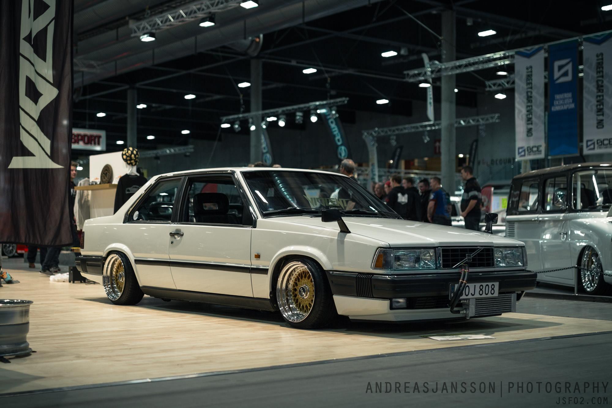 1987 Volvo 780 Bertone Turbo