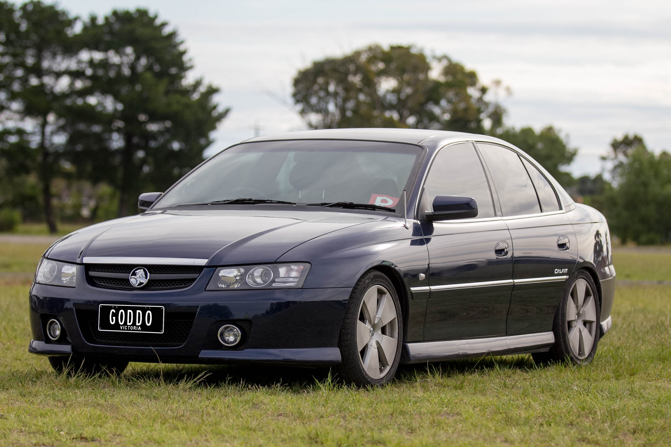 2004 holden vz calais for Garage bmw calais