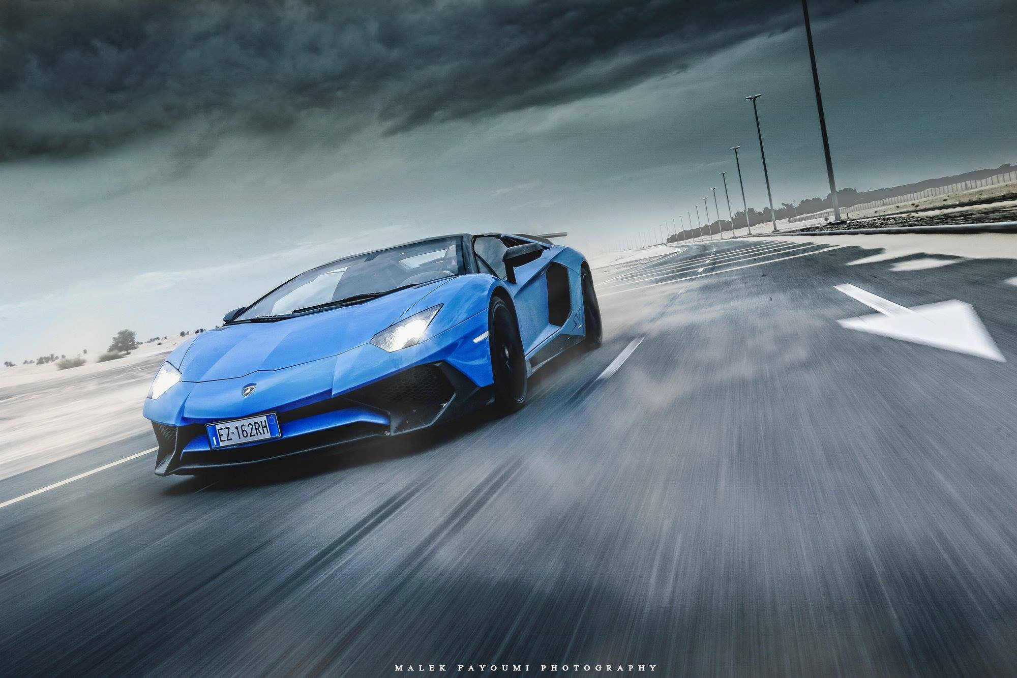 Here Is Another Amazing Picture Of The Lamborghini