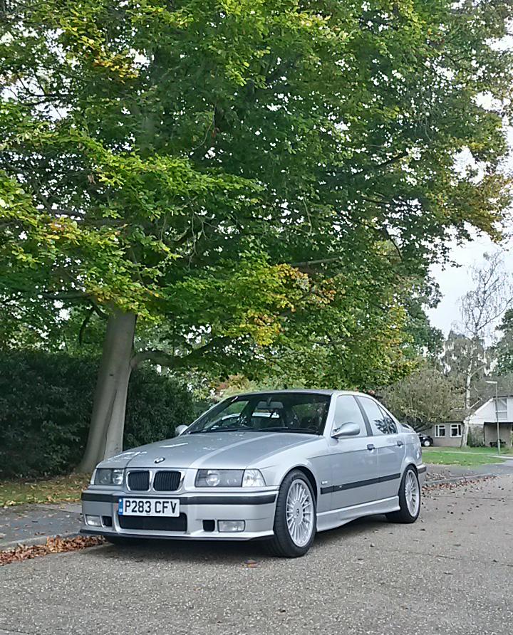 1997 Bmw M3: 1997 BMW E36 M3 Evo Saloon