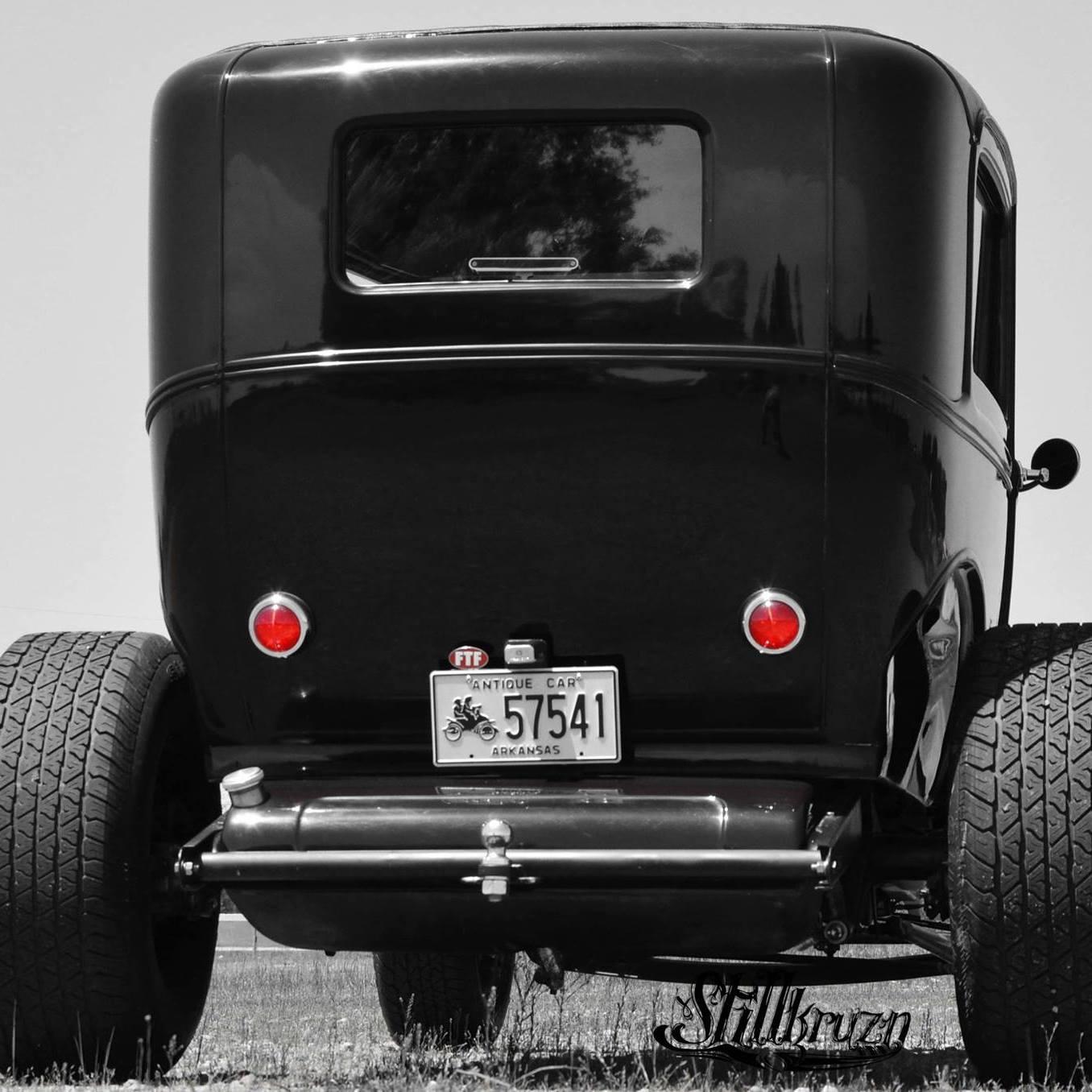1931 Ford Model A Tudor Sedan