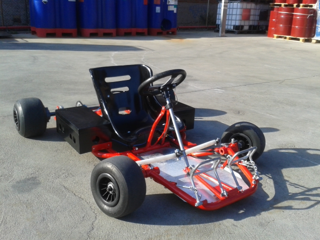 homemade electric go kart. Black Bedroom Furniture Sets. Home Design Ideas