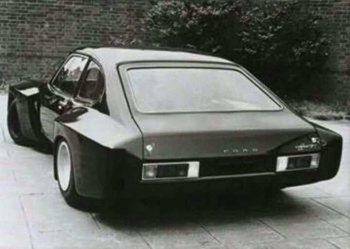 Ford Capri Wide Body