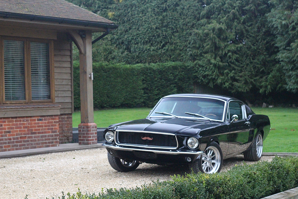1967 ford mustang fastback for Garage ford belley 01