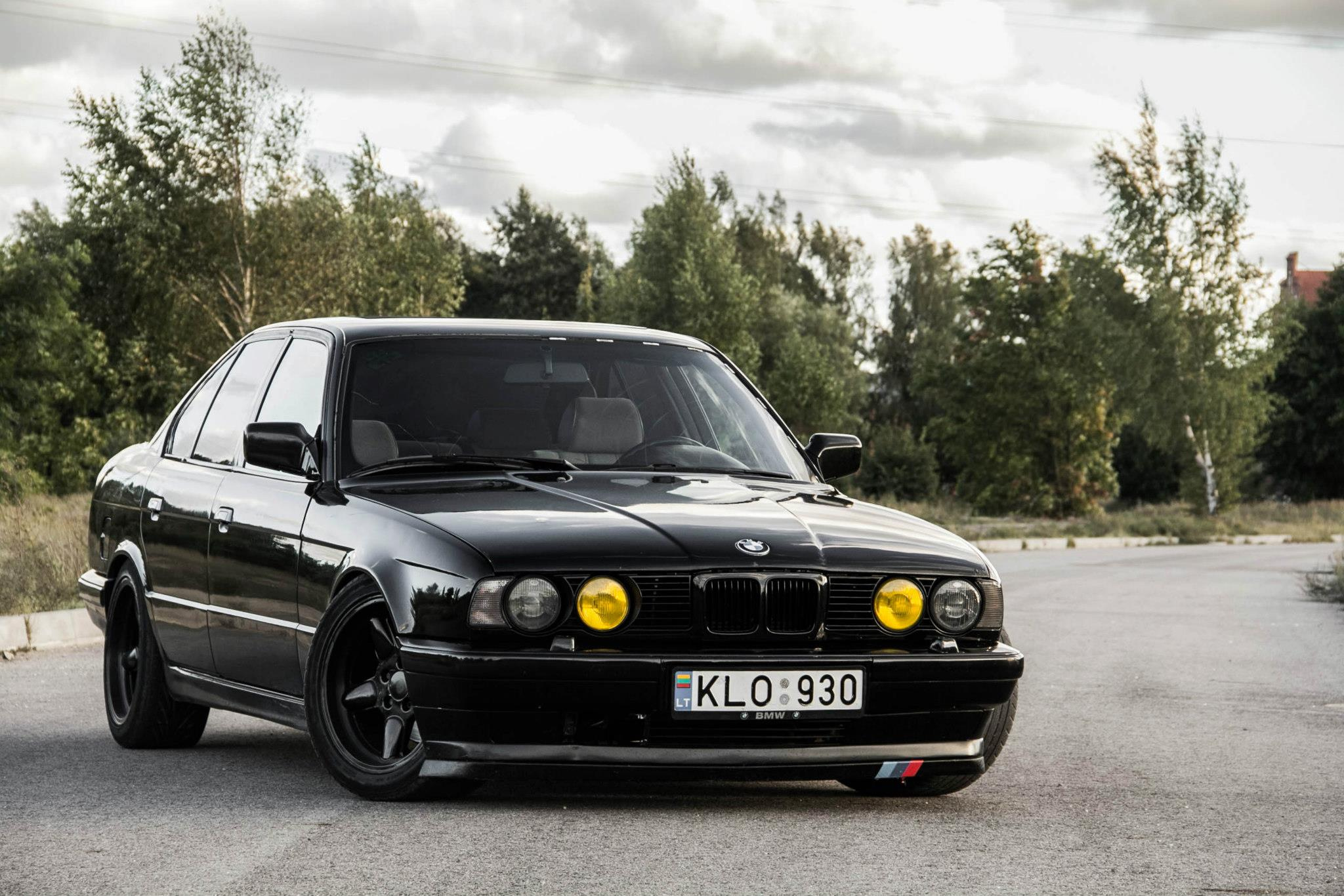 1989 bmw e34 525i now 540 m62 twin turbo. Black Bedroom Furniture Sets. Home Design Ideas