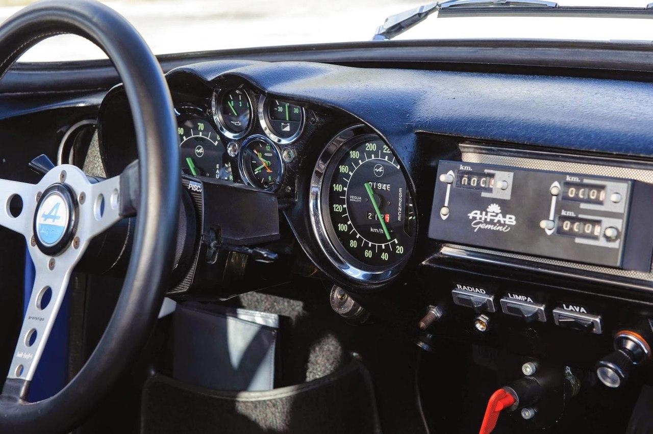 Dreamdash 1973 Renault Alpine A110 1600s Pretty Simple