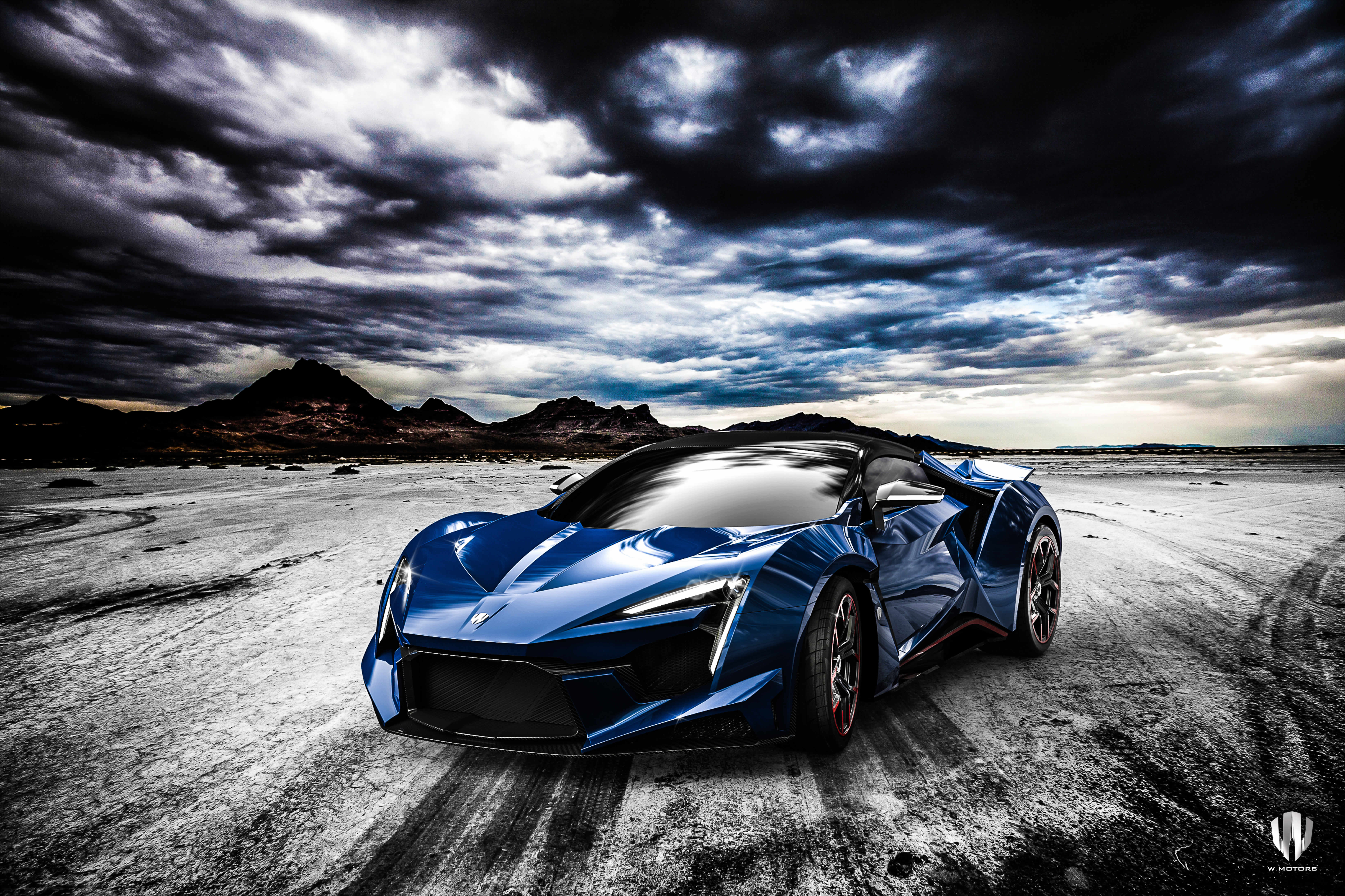 What Is Your Favourite Colour On The Fenyr Supersport