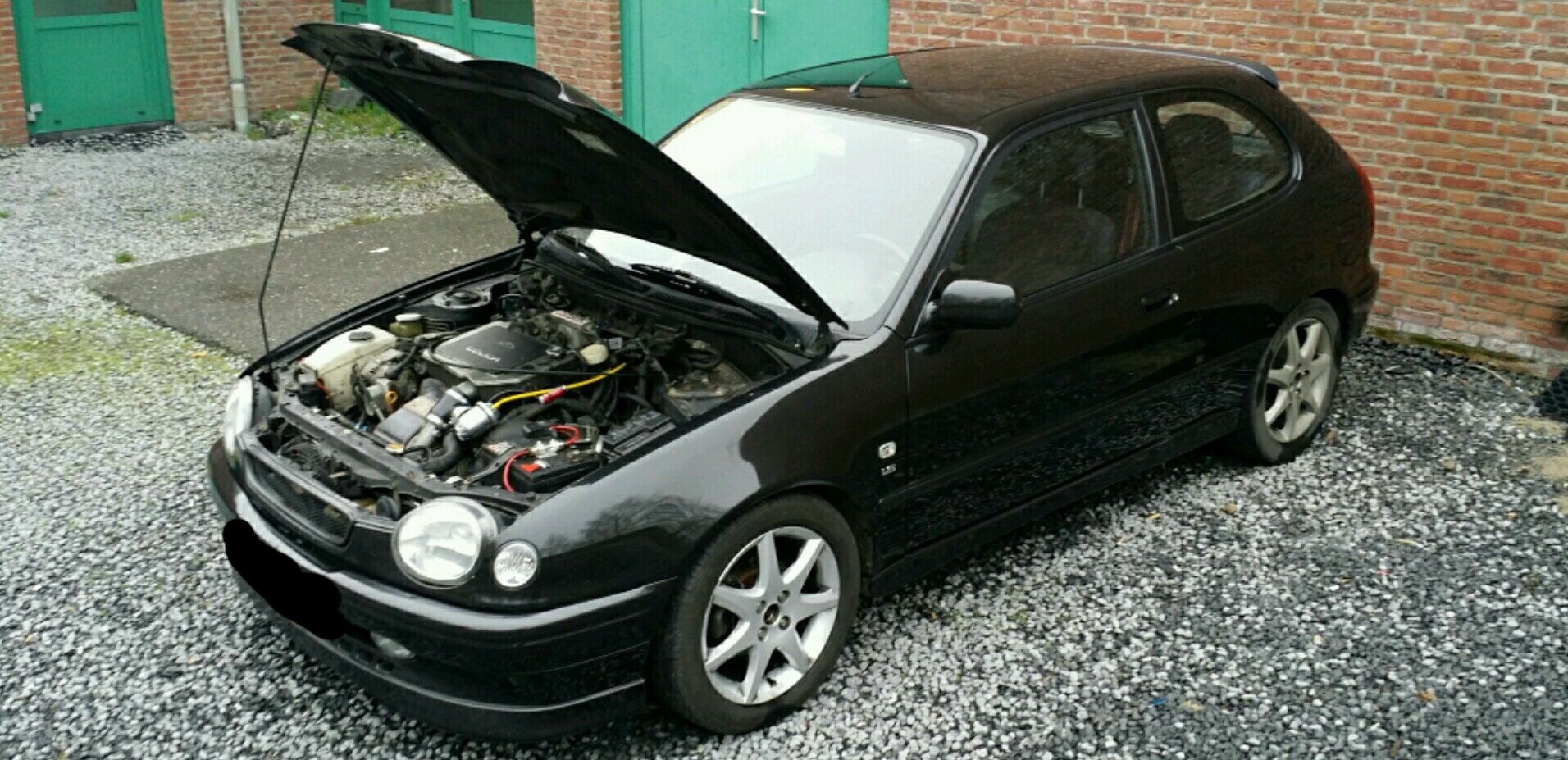 1999 toyota corolla g6r 3s gte gen 2 300bhp. Black Bedroom Furniture Sets. Home Design Ideas