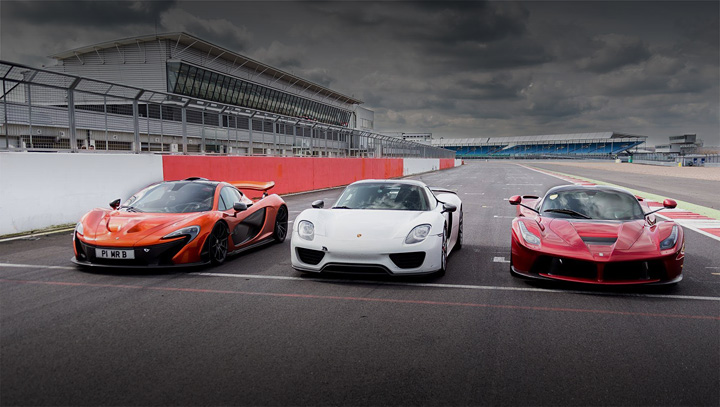 The Holy Trinity Supercars Appreciation And Turismo R