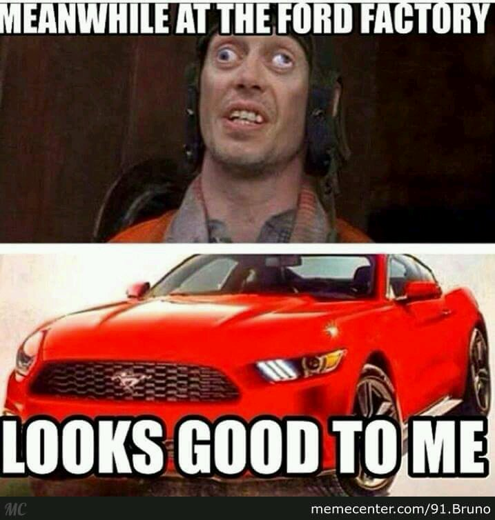 I Like Ford But This Made Me Laugh