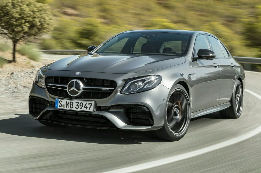 I 39 Ve Just Heard That The New Merc E63 Amg Does 0 60 In 3 4