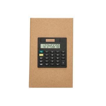 Bloco de Anotações com Calculadora 12520