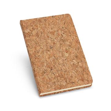 Caderno cortiça 127x180mm 93489