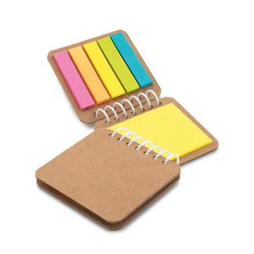 Caderno Papel kraft 93718
