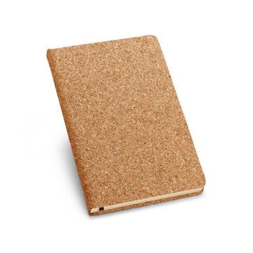 Caderno cortiça 140x210mm 93719