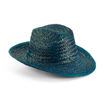 Chapéu panamá Palha colorida 580 mm 99422