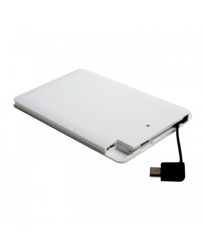 Power Bank Carregador Portátil  2500 mAh E108